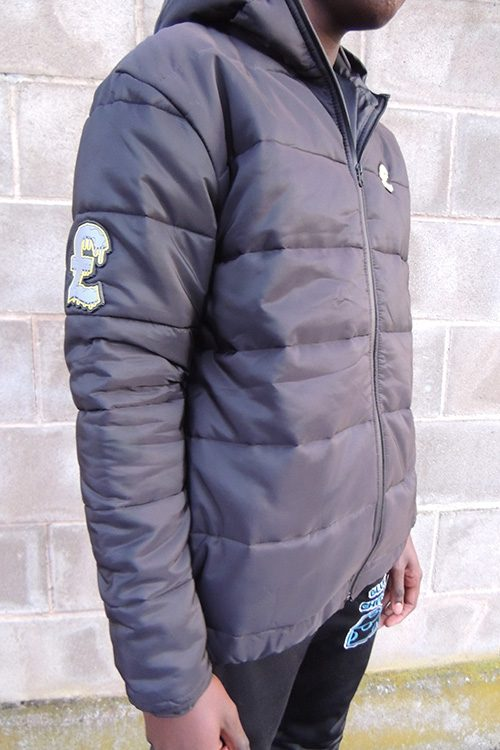 Blue Cheese & JJ Clothing Collaboration Jacket
