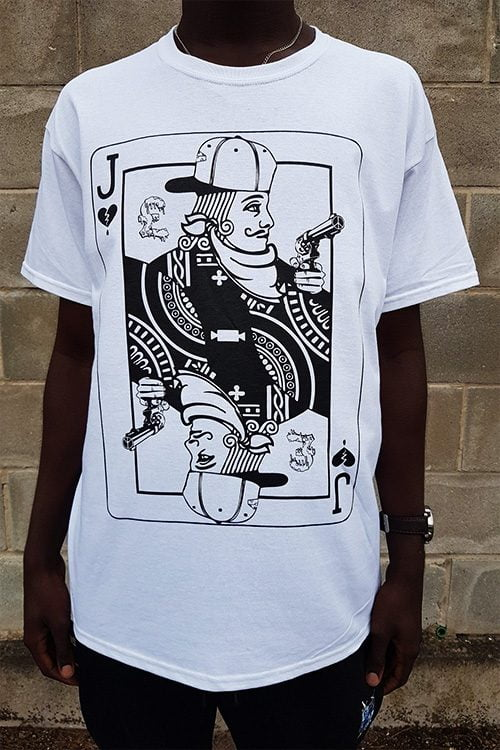 Bluecheese & Jjclothing King Of Jacks Tee Front