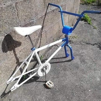 Dans Classic Bikes Raleigh Bmx Bike Mk3 Rsw 01