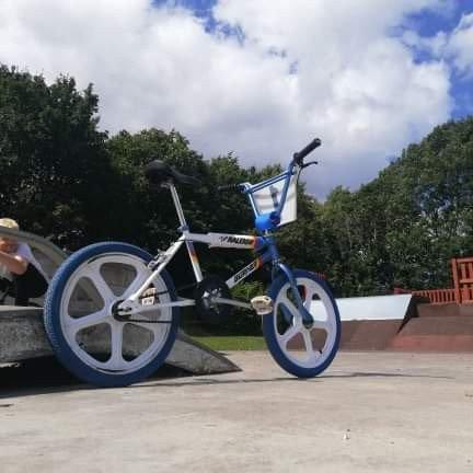 Dans Classic Bikes Raleigh Bmx Bike Mk3 Rsw 04