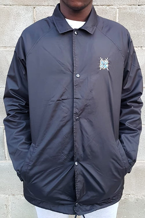 Bluecheese Coach Jacket Front