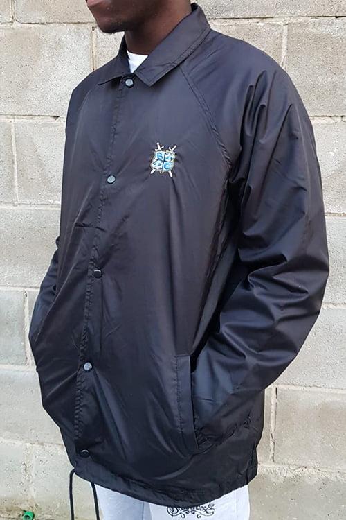 Bluecheese Coach Jacket Side