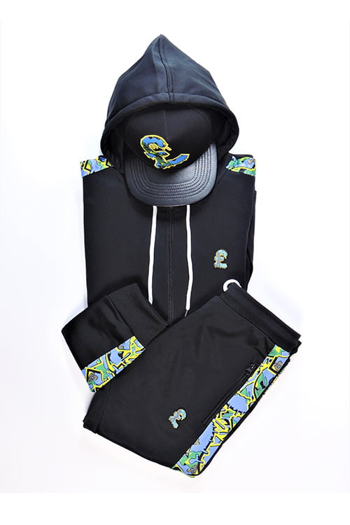 BlueCheese JJ Clothing Collabo Full Tracksuit