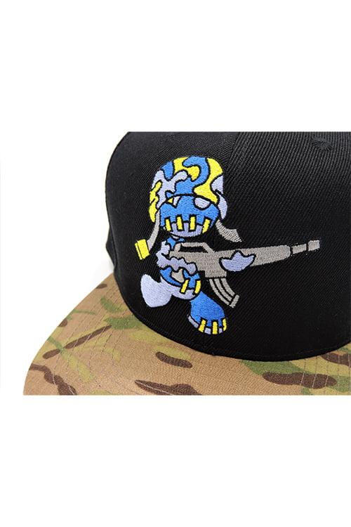 Premium BlueCheese Send In The Troops Goretex Snapback