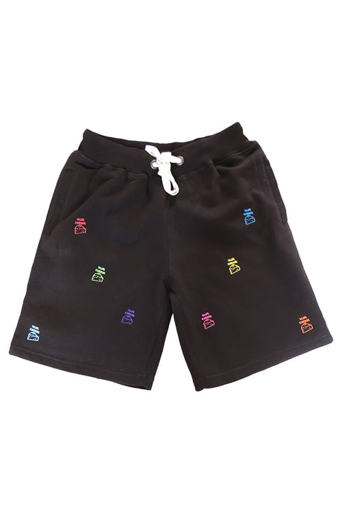 bluecheese all over limited shorts