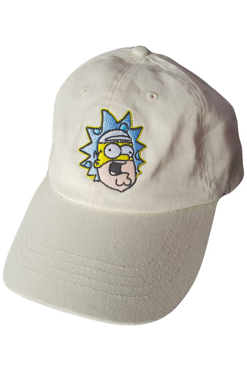bluecheese x kid30 mashup collection 2021 hat (home guy bob cheese)